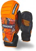 GRIBER MITTEN glove race poison orange