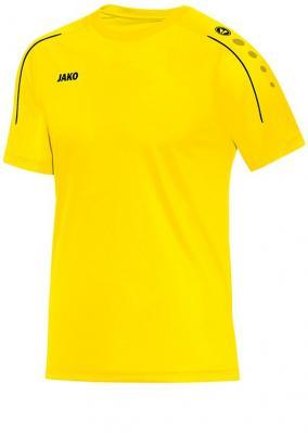 T-Shirt Classico gelb/rot