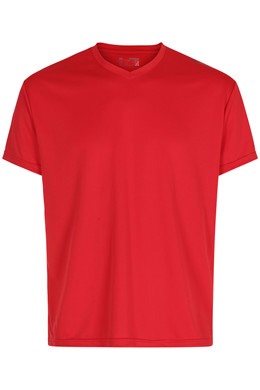 Base Cool Tee Red