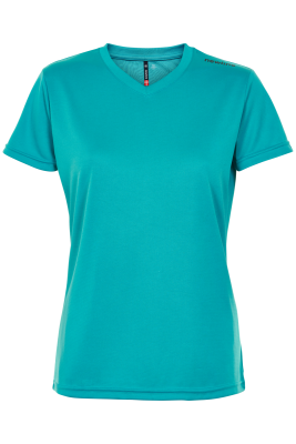 Base Cool Tee Turquise Blue