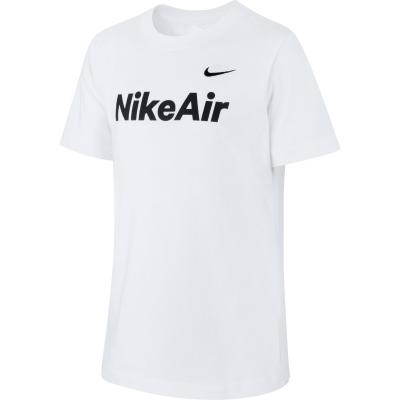 B NSW TEE NIKE AIR CS WEISS