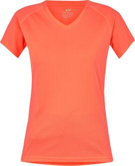 Da.-T-Shirt Natalia III ORANGE-LIGHT